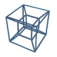 Tesseract (4D cube)